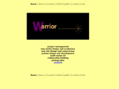 warrior contracting website